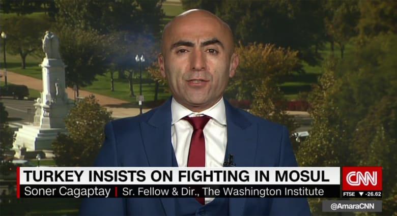 محلل لـCNN: عدم سحب تركيا لقواتها من العراق استراتيجي