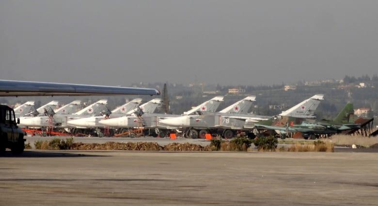 موسكو: لا يقترب الطيران الروسي أو السوري من حلب