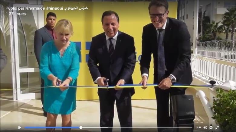 بعد 14 سنة من الإغلاق بسبب نظام بن علي.. السويد تعيد فتح سفارتها في تونس