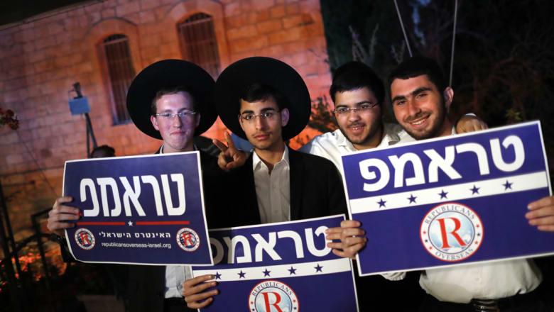 ترامب يخاطب ناخبيه بإسرائيل ونائبه يؤكد: القدس عاصمتكم
