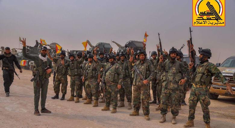 """""""الحشد"""" يعلن انطلاق عمليات غرب الموصل لقطع إمداد داعش"""