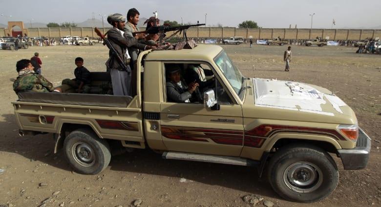"""الحوثي: مقتل 34 سجينا بـ""""غارة سعودية"""" على سجن بالحديدة"""