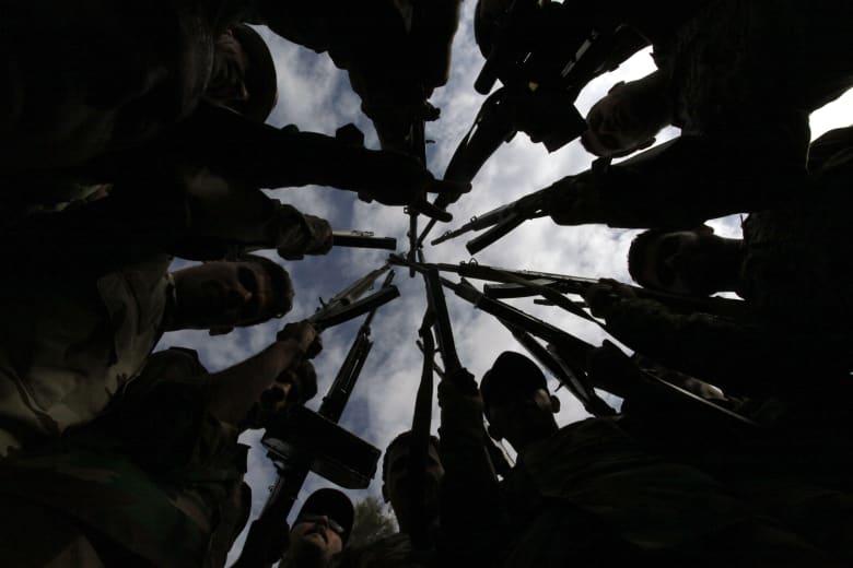 شهود عيان لـCNN: داعش أعدم 75 رجلاً في الموصل