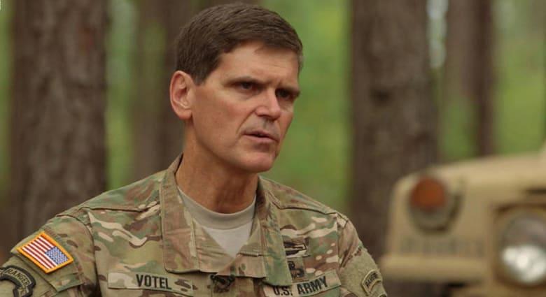 """قائد الحرب ضد """"داعش"""" لـCNN: """"الخلافة الافتراضية"""" تثير القلق وبدأنا باستهداف قادة التنظيم في الرقة"""