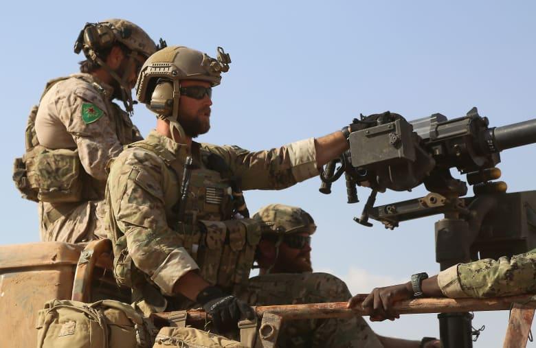 ماذا تفعل القوات الأمريكية الخاصة على الأرض في العراق وسوريا؟