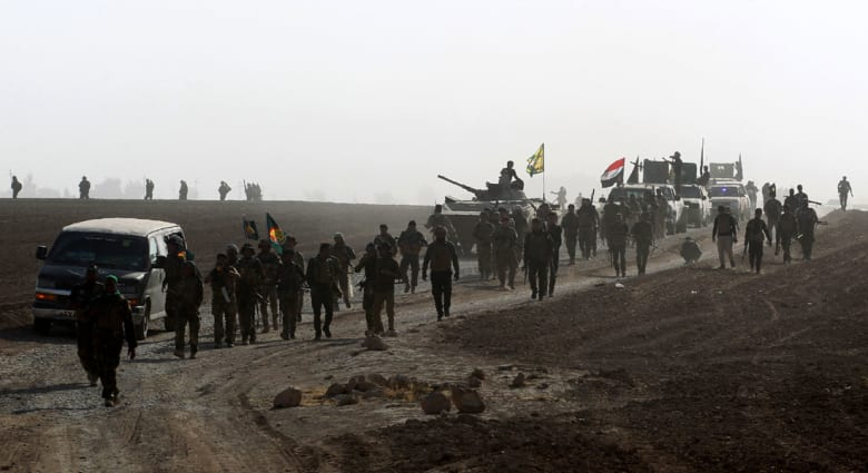 محلل لـCNN: هل يستغل داعش العاصفة الرملية التي ضربت الموصل الثلاثاء؟