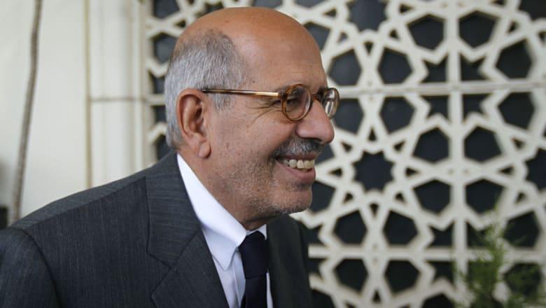 """البرادعي يغرد عن إصلاح الاقتصاد والدولة: الدستور """"مافيهوش زينب"""""""