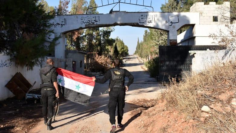 قائد فيلق القدس: مصير الحرب السورية سيتقرر هذا العام