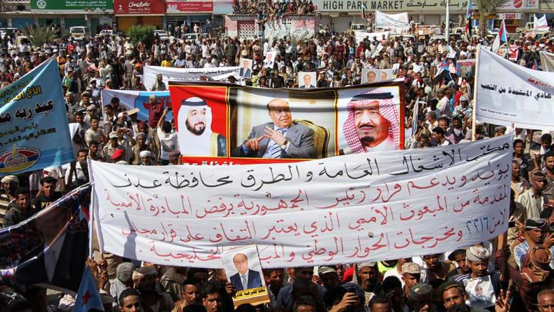 الرئيس اليمني: مبادرة الأمم المتحدة مفخخة.. وإيران تسعى للسيطرة على باب المندب