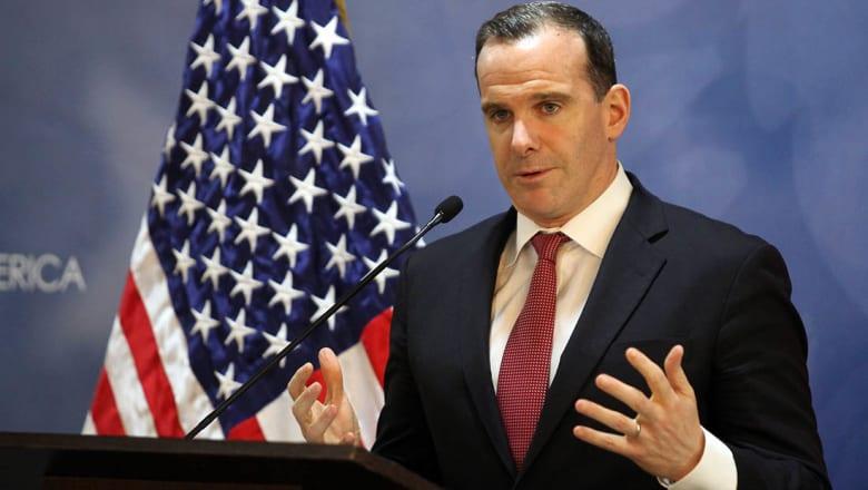 """ماكغورك: التحقيق في حادثة الجفر ما زال مستمرا.. وأيام قيادات """"داعش"""" باتت معدودة"""