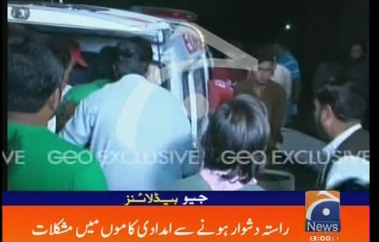 باكستان: مقتل 52 شخصا إثر تفجير في ضريح صوفي.. وداعش يعلن مسؤوليته