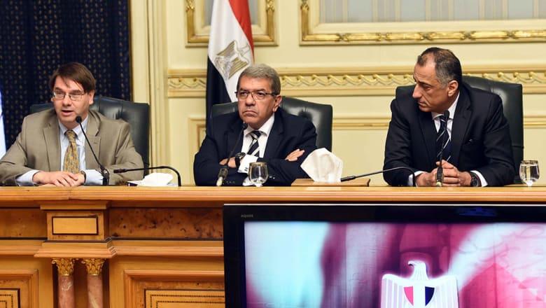 محافظ المركزي المصري لـCNN: تسلمنا 2.7 مليون دولار من صندوق النقد