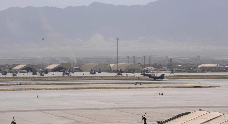انفجار في قاعدة باغرام الأمريكية.. طالبان تتبنى.. والناتو: القتلى 4