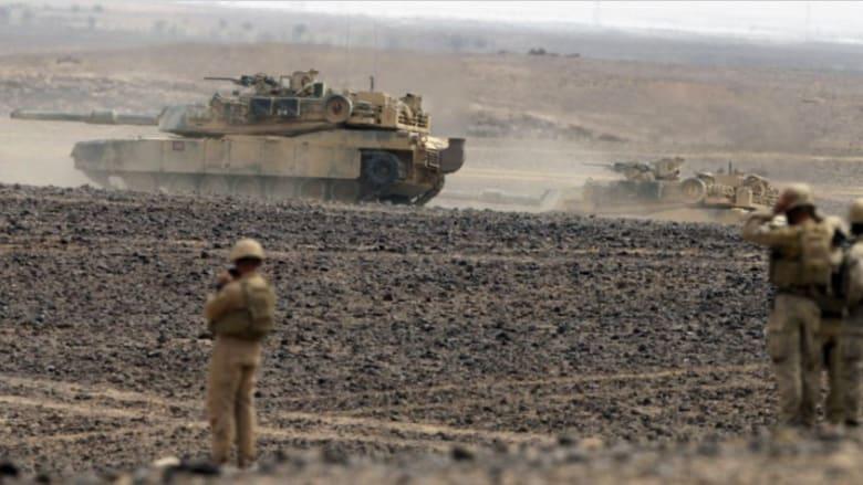 """مسؤولون أمريكيون يحققون في """"الإرهاب"""" دافعاً في الهجوم بقاعدة الملك فيصل في الأردن"""