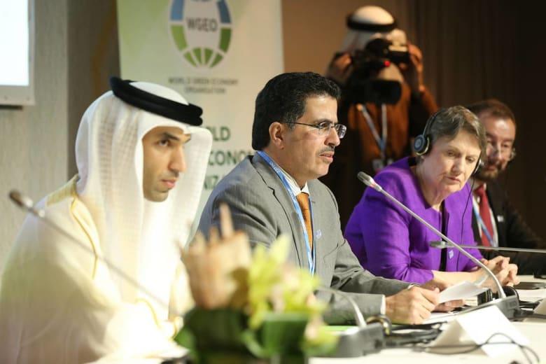 الإمارات تسجّل نفسها أول عضو في المنظمة العالمية للاقتصاد الأخضر
