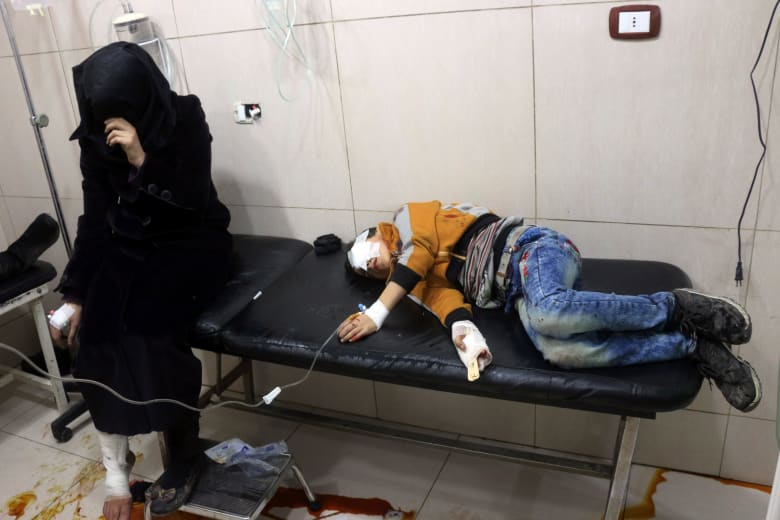 مصادر لـCNN: لم يعد هناك مشفى يعمل بكامل طاقته في شرق حلب
