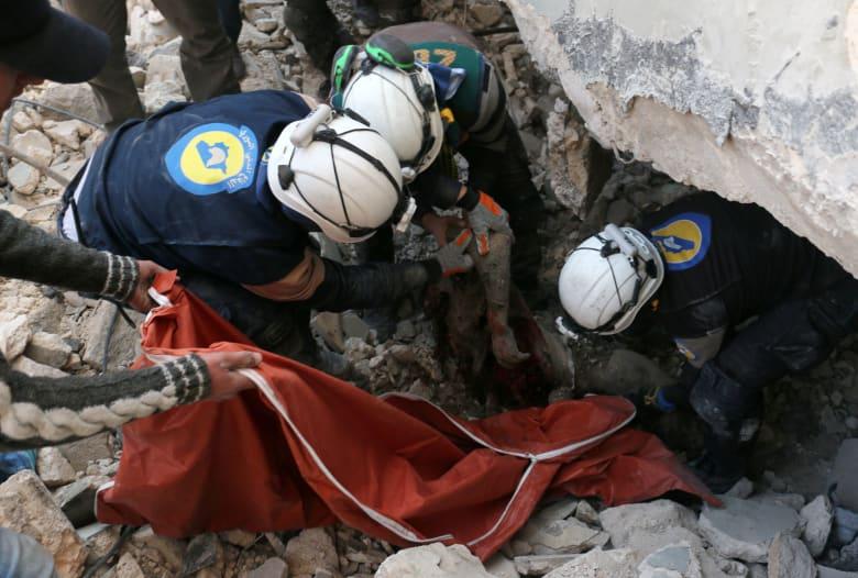 """أحد سكان حلب لـCNN: الوضع هنا أشبه بالـ""""هولوكوست"""""""