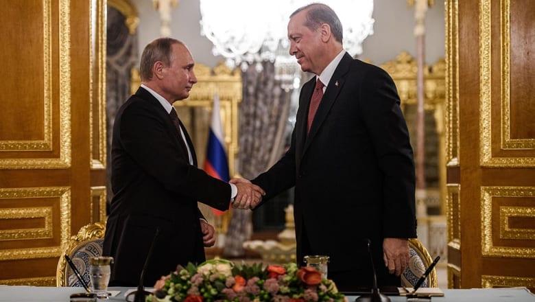أنقرة: أردوغان اتفق مع بوتين على تسريع جهود وقف الاشتباكات وإيصال المساعدات لحلب