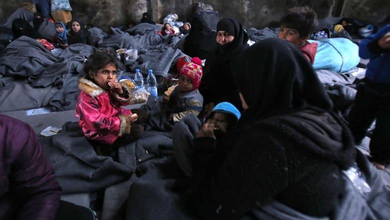 الأمم المتحدة: 30 ألف شخص نزحوا من شرق حلب خلال الأيام القليلة الماضية