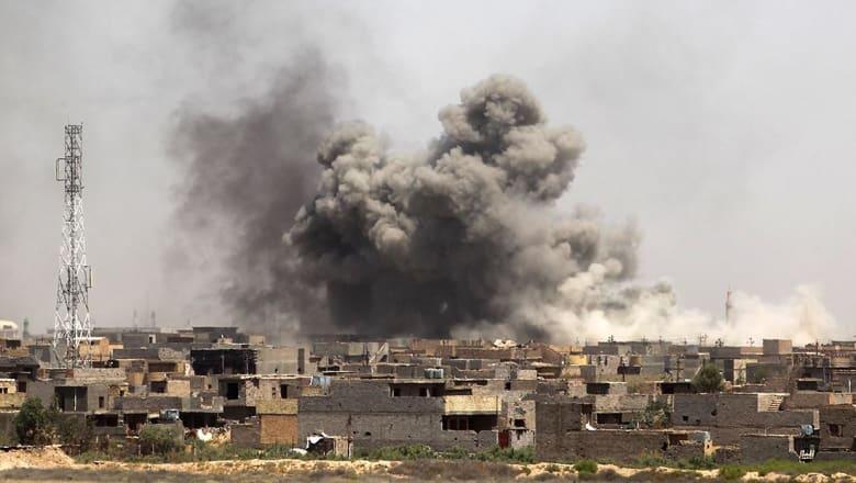 """التحالف الدولي يقر بقتل 46 مدنيا بـ""""الخطأ"""" في سوريا و8 مدنيين في العراق"""