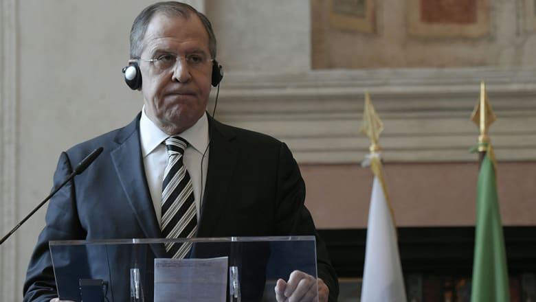 لافروف: المطالبون برحيل الأسد يعرقلون المفاوضات.. ومستعدون للتعاون مع ترامب