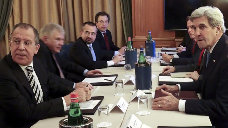 لافروف: مقترحات كيري حول حلب تتماشى مع الرؤية الروسية