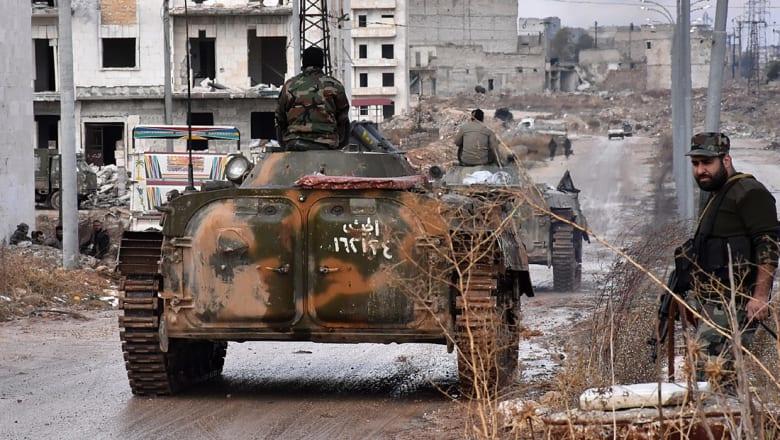 کاملیا انتخابی فرد تكتب لـCNN: بطاقات ميلاد الكوارث الإنسانية من حلب