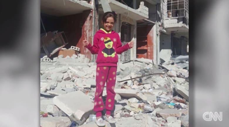 """حلب.. حذف حساب الطفلة السورية بانا العابد من """"تويتر"""""""