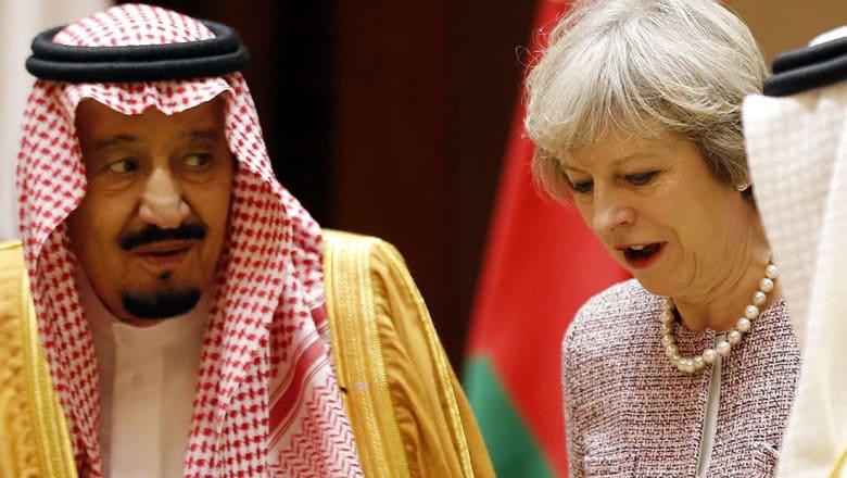 """بريطانيا تتفق مع دول التعاون الخليجي على """"ردع أي عدوان خارجي"""""""
