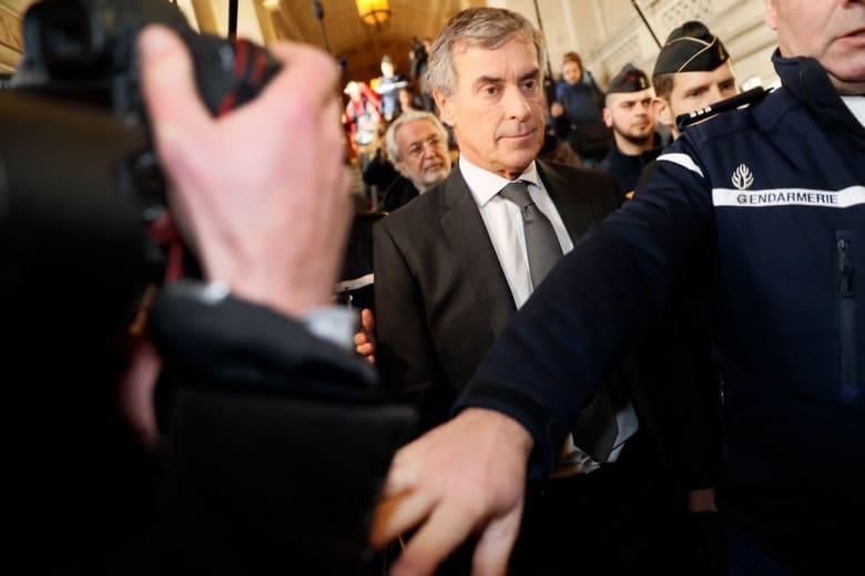 إدانة وزير المالية الفرنسي السابق بثلاث سنوات حبسا بتهمتي تبييض الأموال والاحتيال الضريبي
