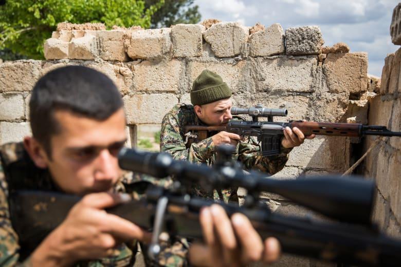 واشنطن: لن نمد المعارضة السورية بأسلحة قتالية في حلب