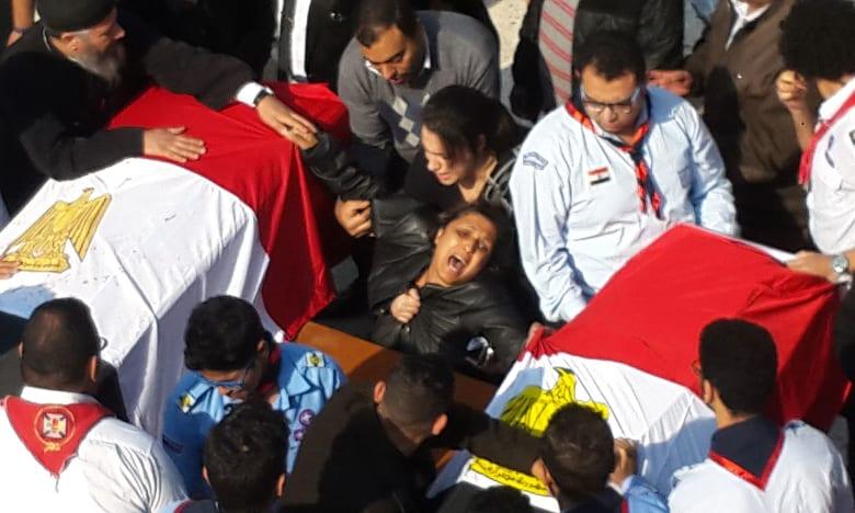 """""""العفو"""" الدولية لمصر: حاكموا المسؤولين عن تفجير الكاتدرائية دون أحكام إعدام"""