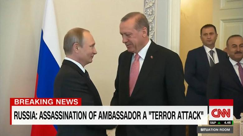 """تركيا """"الناتو"""" وروسيا المتمددة.. كيف سيؤثر اغتيال السفير عليهما؟"""