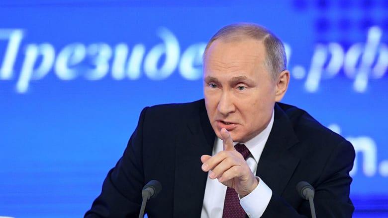 بوتين يربط اسقاط تركيا لمقاتلة روسية باغتيال السفير كارلوف: عناصر هدامة تخترق تركيا