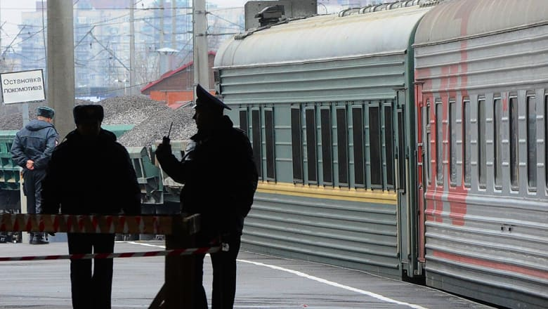 إجلاء ثلاثة آلاف شخص من محطات للقطار في موسكو بعد تهديد بوجود قنبلة