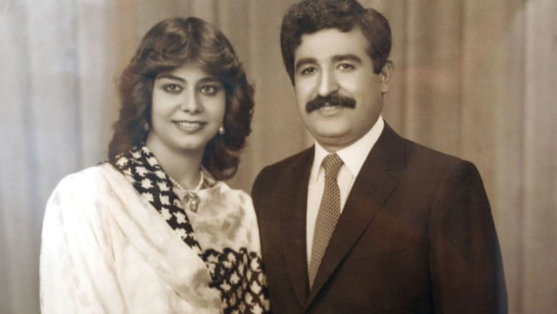 نتيجة بحث الصور عن رغد صدام حسين