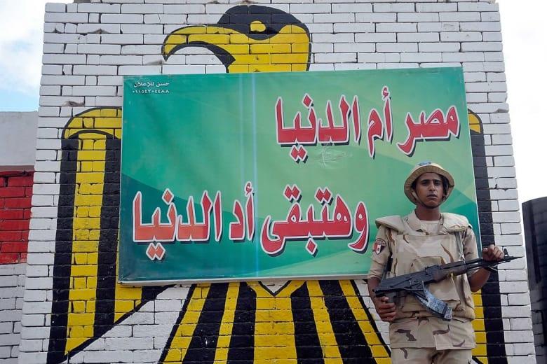 رأي: مصر أكبر من أن تدخل في متاهات سياسية ومكايدات.. ولا مخرج للعالم العربي إلا بها