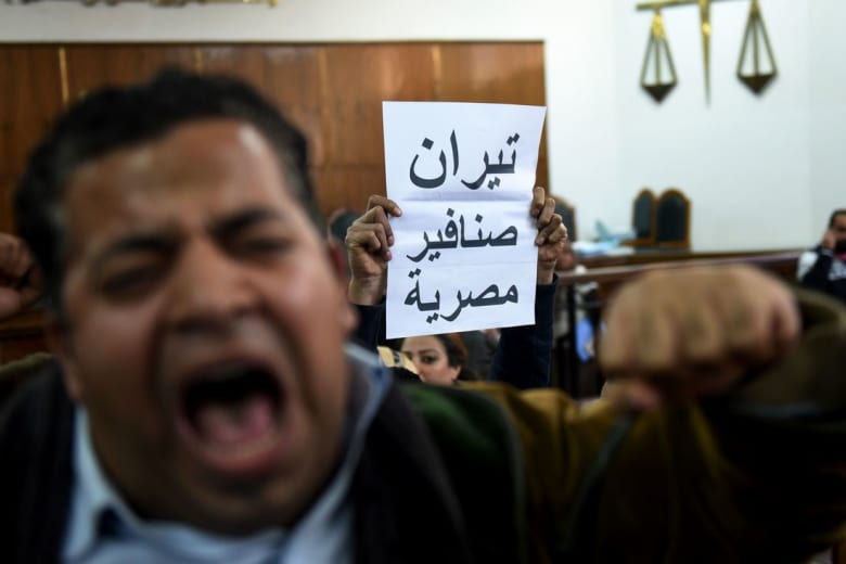 قضية تيران وصنافير.. حكومة مصر توافق على اتفاقية تعيين الحدود البحرية مع السعودية