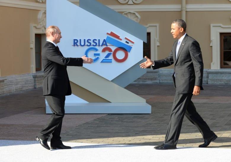 """أوباما يعلن طرد 35 ديبلوماسيا روسيا بسبب """"قرصنة"""" الانتخابات الأمريكية"""
