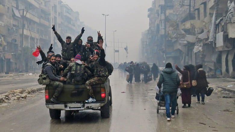 المحلل العسكري بـCNN يبين احتمالات نجاح الهدنة بسوريا: موقف المعارضة ضعيف