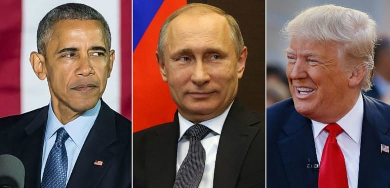 بوتين يهنئ ترامب عوضاً عن أوباما في رأس السنة الميلادية