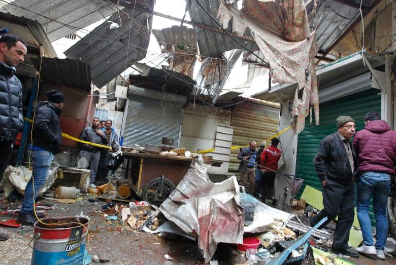 الشرطة العراقية لـCNN: مقتل 3 إثر انفجار 5 قنابل في بغداد