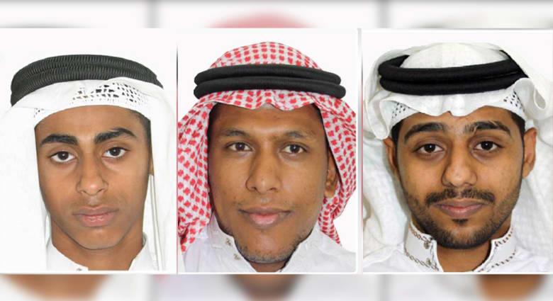 السعودية تعرض صور المطلوبين في اختطاف رجل دين شيعي.. ومليون ريال لمن يدلي بمعلومات عنهم