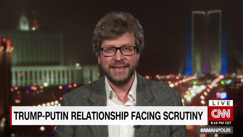 محلل روسي يبين لـCNN لما يرى بوتين ترامب بإيجابية