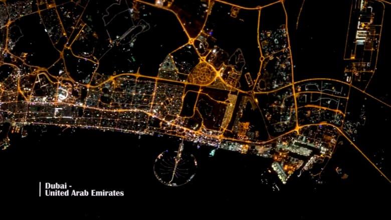 """ضمنها مصر والإمارات وإيران.. ناسا تنشر """"أجمل صور من الفضاء في 2016"""""""