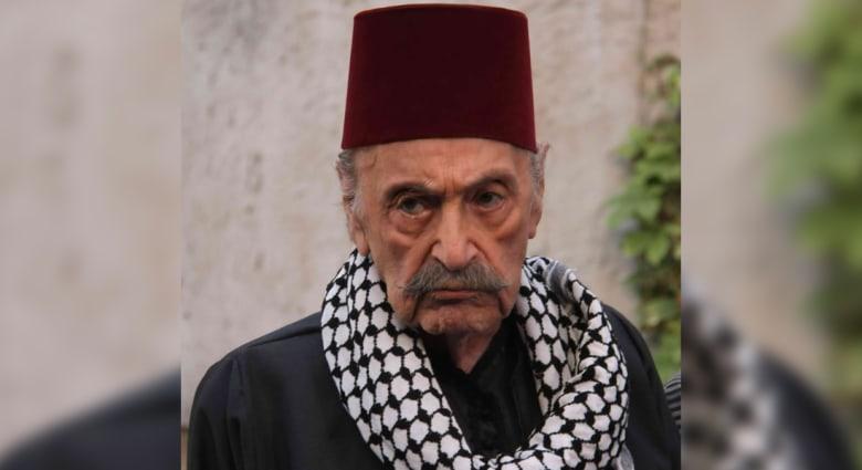 """وداعاً """"أبو صيّاح"""".. رحيل الفنان السوري رفيق السبيعي عن 85 عاماً"""