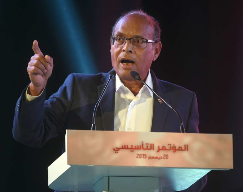 المرزوقي: لم يتعرّض رئيس عربي للتشويه كما وقع لي ولمحمد مرسي