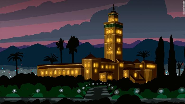 ما الذي يميز هذه المساجد في المغرب؟