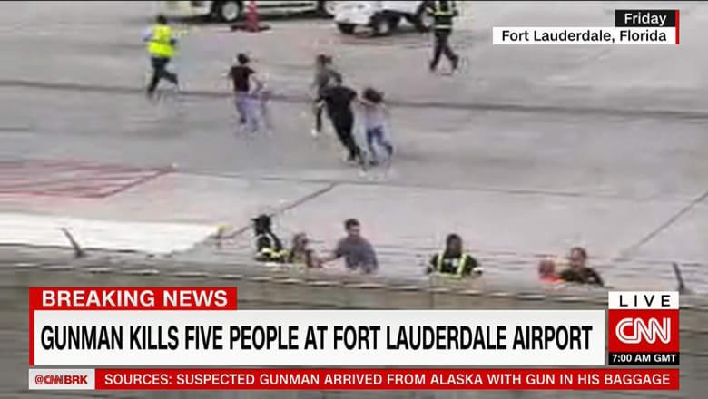 """""""فورت لودرديل"""".. محلل يستبعد لـCNN ضلوع داعش ويبين الأسباب"""