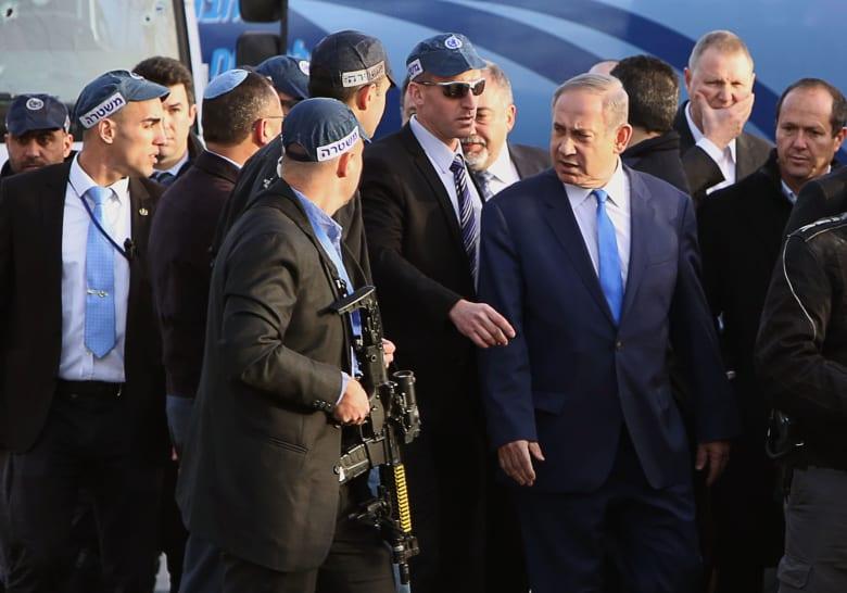 """بعد مقتل 4 جنود إسرائيليين.. نتنياهو: منفذ هجوم الدهس في القدس من أنصار """"داعش"""""""